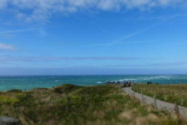Bild mit Frankreich, Meer, Weg, Blauer Himmel, Unschärfe, aussicht, Aussichtspunkt, Schärfe