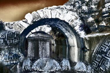 Bild mit Stein, Stein, tunnel, Fragment