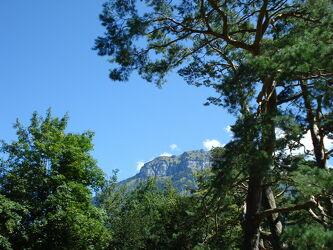 Bild mit Natur, Himmel, Bäume, Blauer Himmel, Schweiz