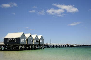 Bild mit Häuser, Meer, Busselton