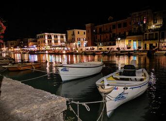Bild mit Gardasee, Nacht, Fluss, Lichter