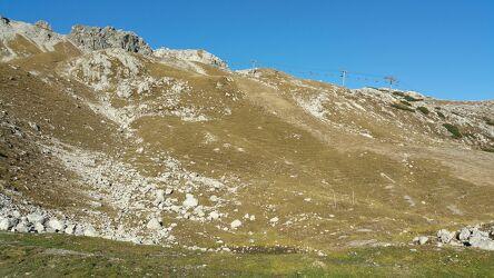 Bild mit Berge, Sommer, Sonnenschein, Blauer Himmel, Ruhe, Berge und Almen, Allgäuer Alpen