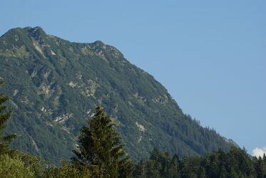 Bild mit Berge und Hügel, Berge, Sonnen Himmel, Berge und Almen, Algäuer Alben