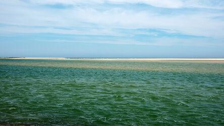 Bild mit Natur, Küsten und Ufer, Frühling, Wellen, Tageslicht, Blauer Himmel, ozean
