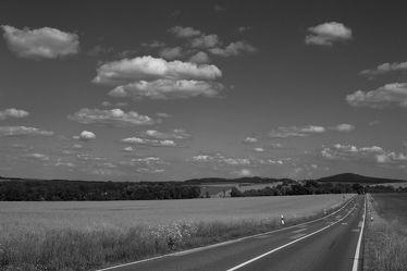 Bild mit Landschaften, Berge, Straßen und Wege, Weg, Görlitz, Görlitz Blick, Feldweg, weite