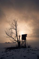 Bild mit Winter,Schnee,Sonnenuntergang,Sonnenaufgang,Stadt,Stadt Görlitz,Görlitz,Görlitz Blick,Hochsitz,City,Goerlitz
