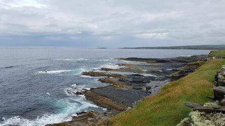 Bild mit Meerblick, Irland, Klippen, Atlantik, Cliffs of Moher