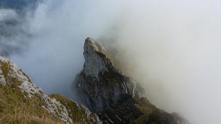Bild mit Nebel, Bergwelten, Pilatus