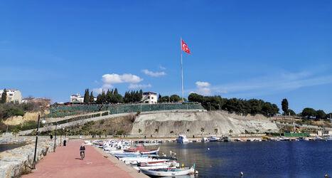 Bild mit Küsten und Ufer, Strand, Meer, Türkei, Uferzone