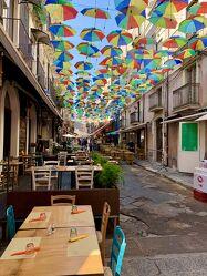 Bild mit Farben, Italien, Städte, Markt, Sizilien