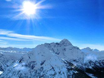 Alpen im Kleinwalsertal 2
