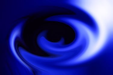 Bild mit Farben,Gegenstände,Kunst,Natur,Elemente,Wasser,Himmel,Lila,Blau,Kobaltblau,Figuren und Formen,Spiralen,Azurblau