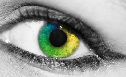 Colours Eye