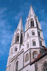 Görlitzer Peterskirche Türme